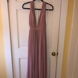 Free People Blush Gown